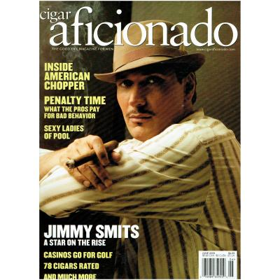 Cigar Aficionado Magazine - May/June 2005