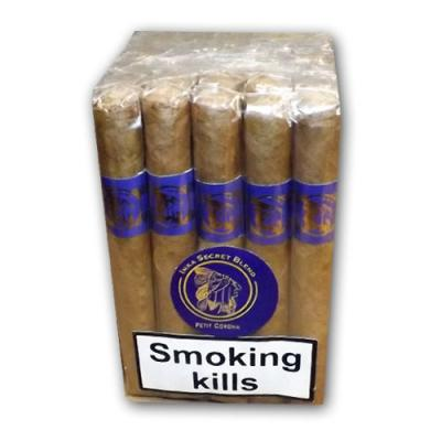 Inka Secret Blend Blue Petit Corona Cigar - Bundle of 25