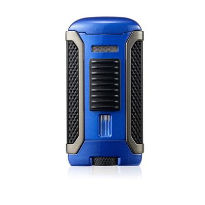 Colibri Apex - Single Jet Flame Lighter - Metallic Blue