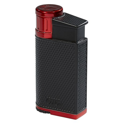 Colibri Evo Single-jet Flame Lighter - Red