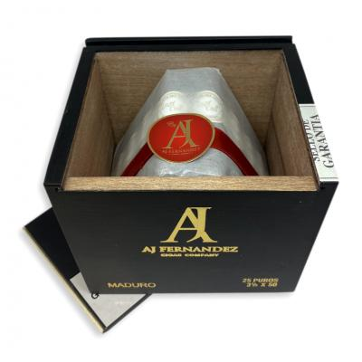 A.J. Fernandez Last Call Maduro Chiquitas Cigar - Box of 25