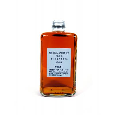Nikka from the Barrel - 50cl 51.4%