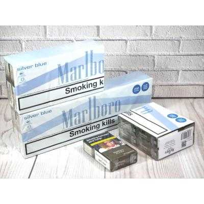 Marlboro Silver Blue Kingsize - 20 pack of 20 Cigarettes (400)