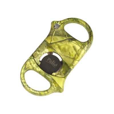Palio Cigar Cutter - Camo Matte - Up To 60 Ring Gauge