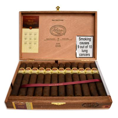 Padron 1926 Series No. 2 Maduro Cigar - Box of 24