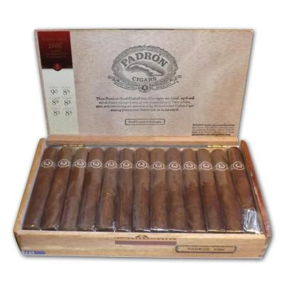 Padron 2000 Robusto Natural Cigar - Box of 26