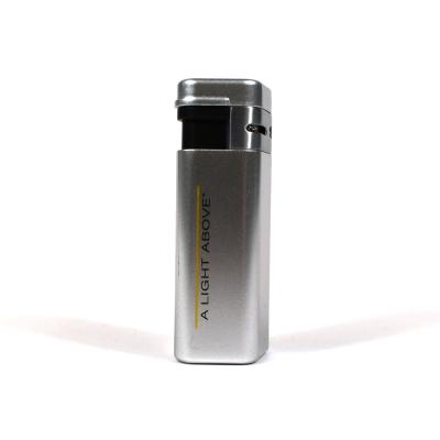 Palio Triple Torch Jet Flame Cigar Lighter - Silver