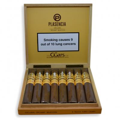 Plasencia Orchant Seleccion Telica Toro Cigar - Box of 8