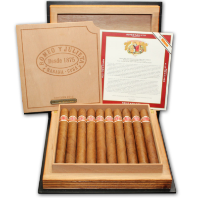 Romeo y Julieta Fabulosos - Book of 20 Cigars