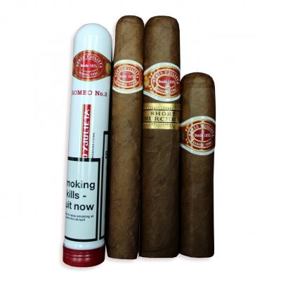 Romeo y Julieta Engagement Medium Sampler - 4 Cigars