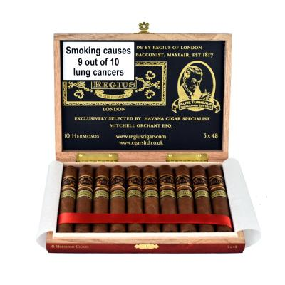 Pre Release - Regius Seleccion Orchant 2021 Hermoso Cigar - Box of 10