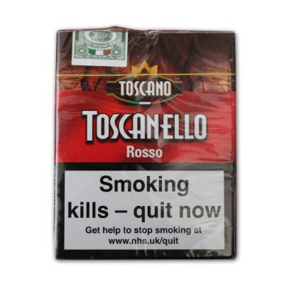 Toscanello Rosso Cigar - Pack of 5