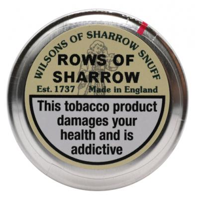 Wilsons of Sharrow - Rows of Sharrow Snuff - Small Tin - 5g