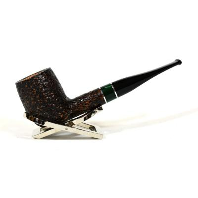 Savinelli Impero 111 Rustic Straight 6mm Fishtail Pipe (SAV444)