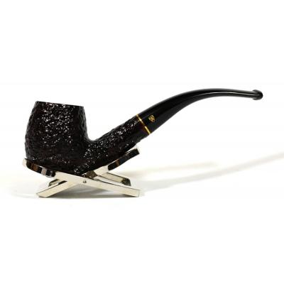 Savinelli Roma 602 Rustic Bent 6mm Filter Fishtail Pipe (SAV447)
