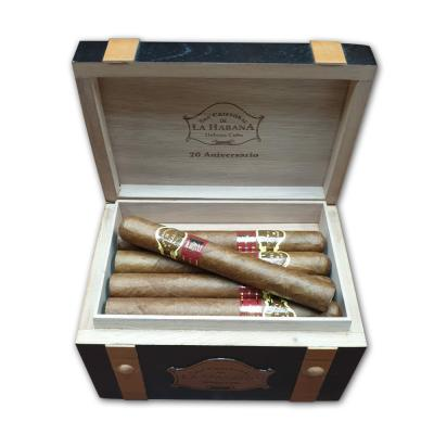 San Cristobal 20th Anniversary - Humidor of 20 Cigars