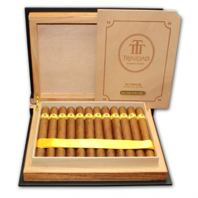 Trinidad Casildas Cigar - Book of 24 Cigars