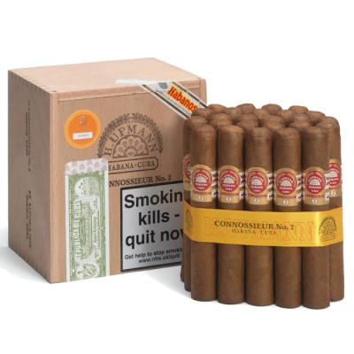 H. Upmann Connoisseur No. 2 Cigar - Cabinet of 25