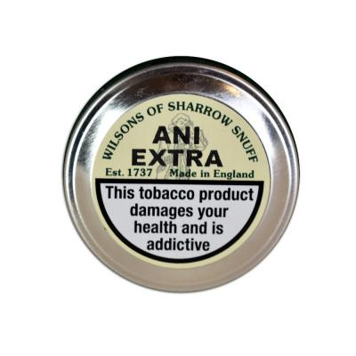 Wilsons of Sharrow - Ani Extra Snuff - Medium Tin - 10g