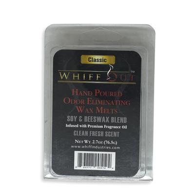 Whiff Out Odour Eliminating Wax Melt - Classic Scent - Pack of 6 Cubes