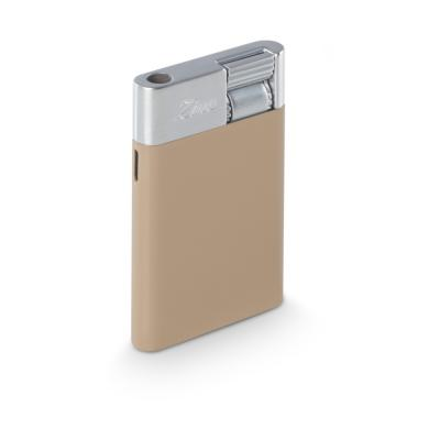 Zino ZM Jet Flame Lighter - Beige