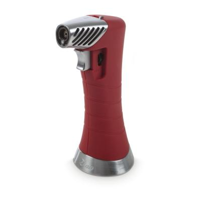 Zino ZXL Jet Flame Table Lighter - Matte Red