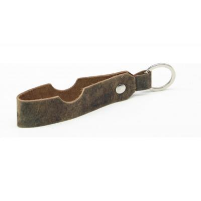 Adorini Cigar & Pipe Rest Leather Key Chain