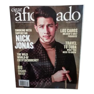 Cigar Aficionado - September/October 2019