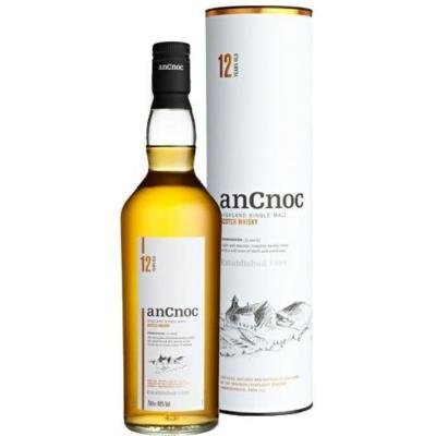 Ancnoc 12 Year Old - 40% 70cl