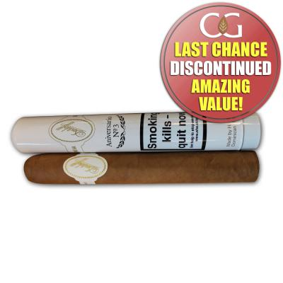 Davidoff Aniversario No. 3 Tubos Cigar - 1 Single (Discontinued)