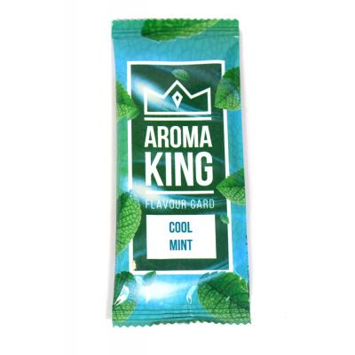 Aroma King Flavour Card -  Cool Mint - 1 Single