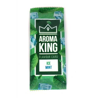 Aroma King Flavour Card -  Ice Mint - 1 Single
