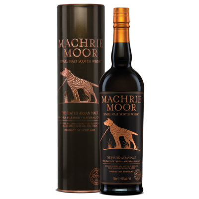 Arran Machrie Moor Peated - 46% 70cl
