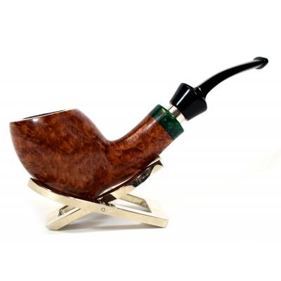 Adams Artisan By Ardor Quarter-Bent Freehand 9mm Filter Swallowtail Pipe (ART145)