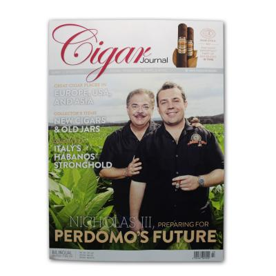Cigar Journal Magazine - Autumn Edition 2018