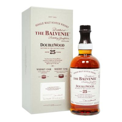 Balvenie 25 year old Doublewood Limited Edition - 43% 70cl