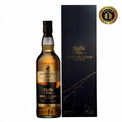 Stalla Dhu Single Cask Benrinnes 20 Year Old - 70cl 47%
