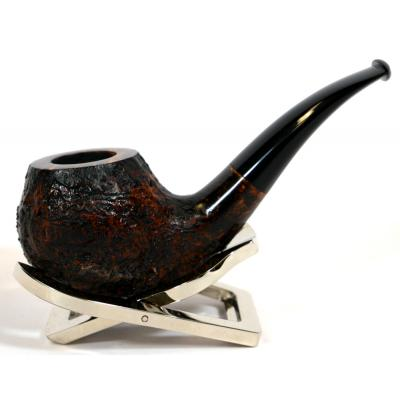 Bullfrog Brandy Full Sandblast Fishtail Pipe (BF02)
