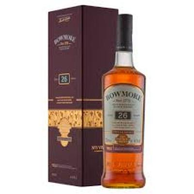 Bowmore 26 Year Old VintnerÂ's Trilogy - 70cl 48.7%