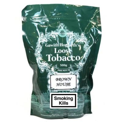 Reunion Series Brown House Roll Cut Pipe Tobacco 500g Bag