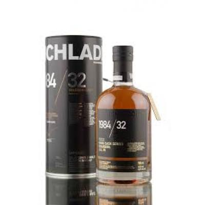 Bruichladdich 32 Year Old 1984 All In - 70cl 43.7%