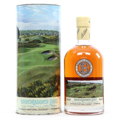 Bruichladdich 14 Year Old Carnoustie Golf Links - 45% 70cl