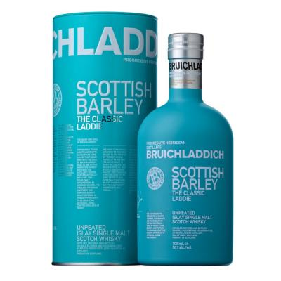 Bruichladdich Scottish Barley Classic Laddie - 50% 70cl