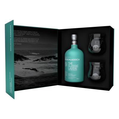 Bruichladdich Classic Laddie Tasting Collection - 1x70cl