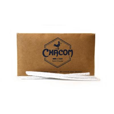 Chacom Conical Pipe Cleaners - Pack of 50