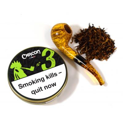 Chacom No3 Pipe Tobacco 50g Tin