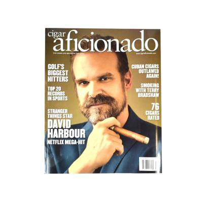 Cigar Aficionado - September/October 2020