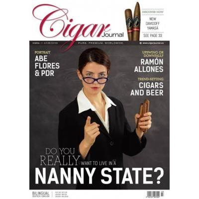 Cigar Journal Magazine - Autumn Edition 2016