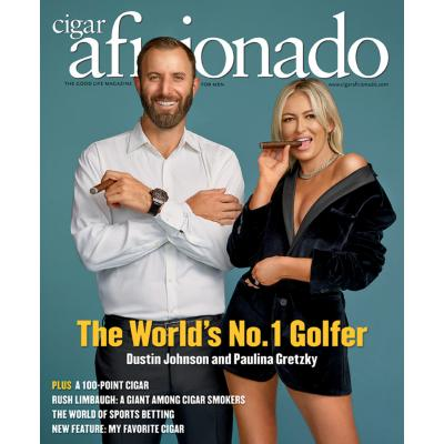 Cigar Aficionado - March/April 2021