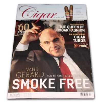 Cigar Journal Magazine - Spring Edition 2016